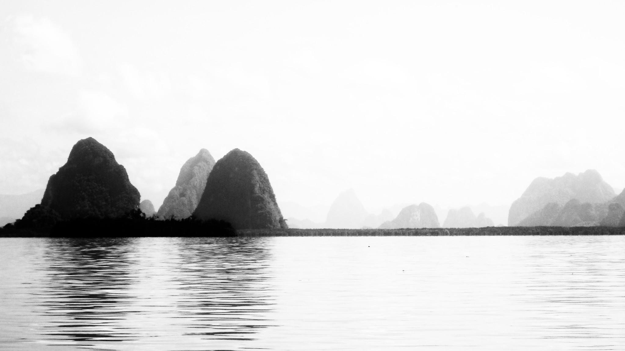 Mesmerizing islands in Phuket, Thailand