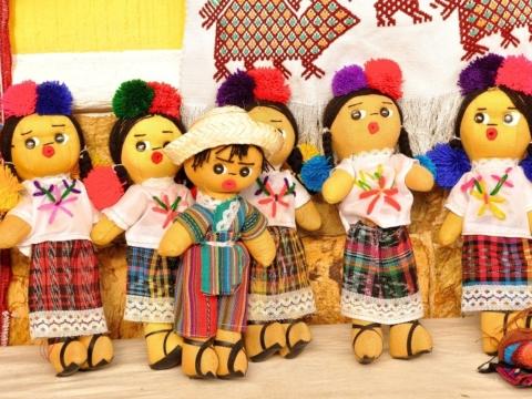 Mayan dolls of Guatemala