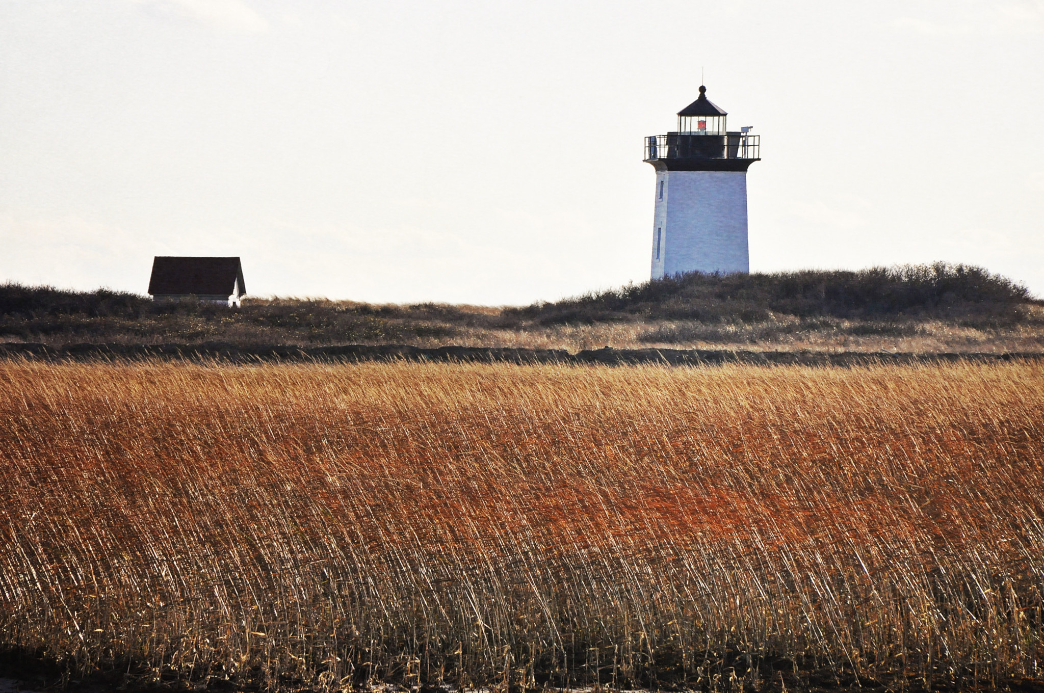Long Point Light Station on Cape Cod