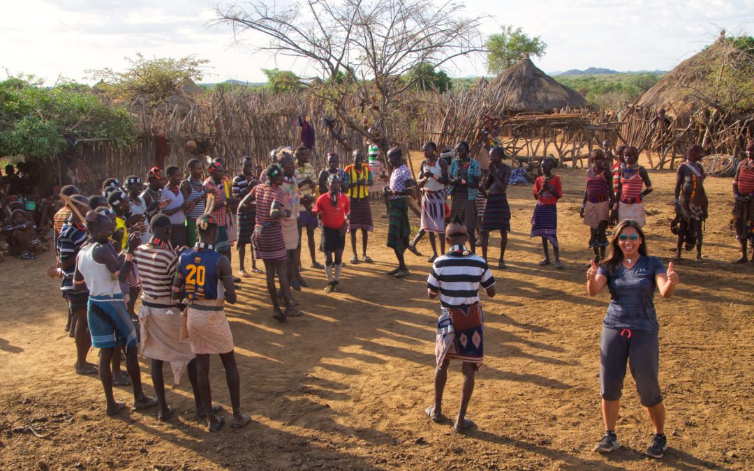 Sightrunning Through Africa: A Remedy For My Midlife Funk